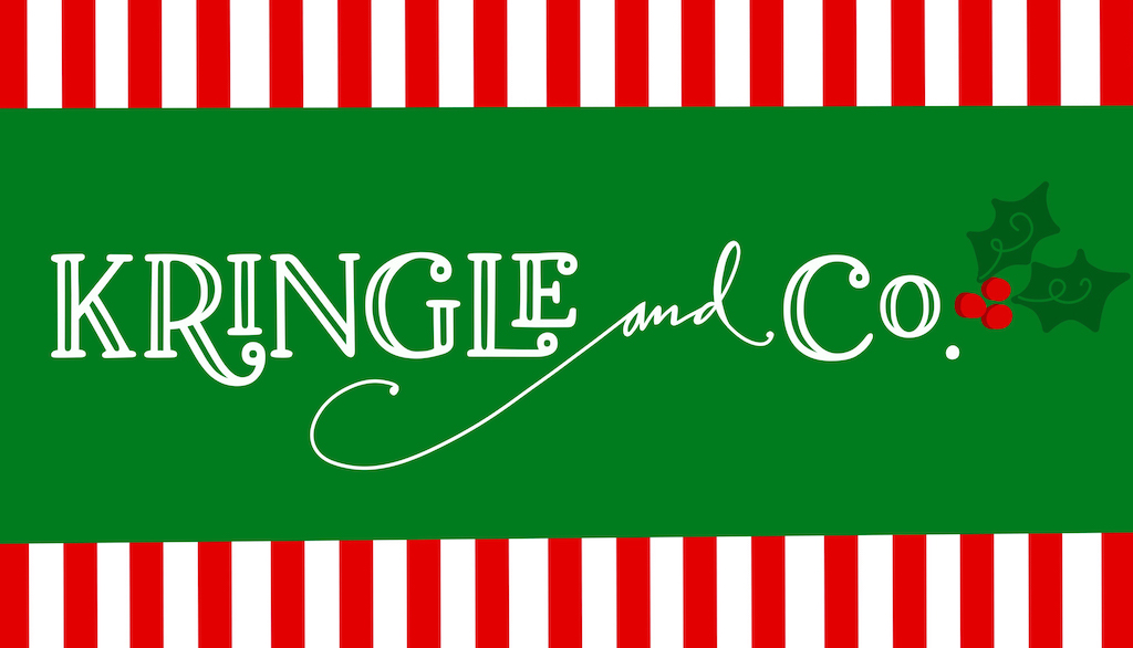 Christmas Shop Kringle and Co at Acquisitions Ltd in Raleigh, NC